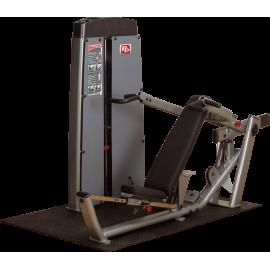 Maszyna ze stosem Body-Solid Pro-Dual DPRS-SF klatka piersiowa wypychanie leżąc,producent: Body-Solid, zdjecie photo: 1