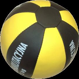 Piłka lekarska 3kg ASK-3 | skóra syntetyczna,producent: Stayer Sport, zdjecie photo: 1