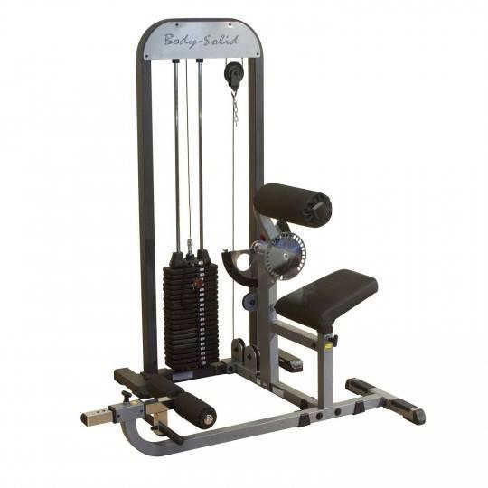 Maszyna ze stosem Body-Solid Pro GCAB-STK brzuch i grzbiet,producent: Body-Solid, zdjecie photo: 1