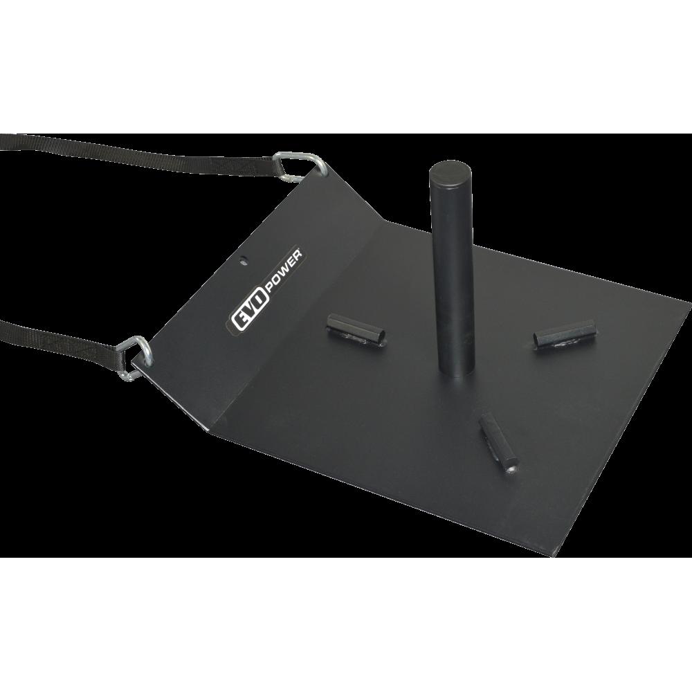 Sanki obciążeniowe do treningu siłowego EvoPower HD0400,producent: EvoPower, zdjecie photo: 1