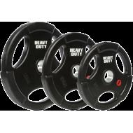 Obciążenie olimpijskie gumowane Heavy Duty HDR| waga: 0,5kg ÷ 25kg,producent: Heavy Duty, zdjecie photo: 2