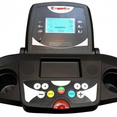 Bieżnia elektryczna Insportline Cirrus   1,5KM   1-14km/h,producent: Insportline, zdjecie photo: 4