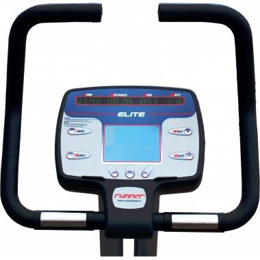 Stepper treningowy Runner RUN-7415 ELITE elektromagnetyczny generator,producent: Runner Fitness, zdjecie photo: 4