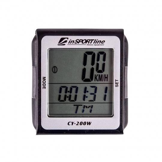Licznik rowerowy inSPORTline bezprzewodowy,producent: Insportline, zdjecie photo: 1 | online shop klubfitness.pl | sprzęt sporto