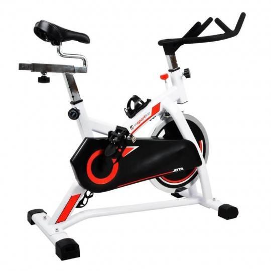 Rower spiningowy JOTA inSPORTline biały,producent: Insportline, zdjecie photo: 1