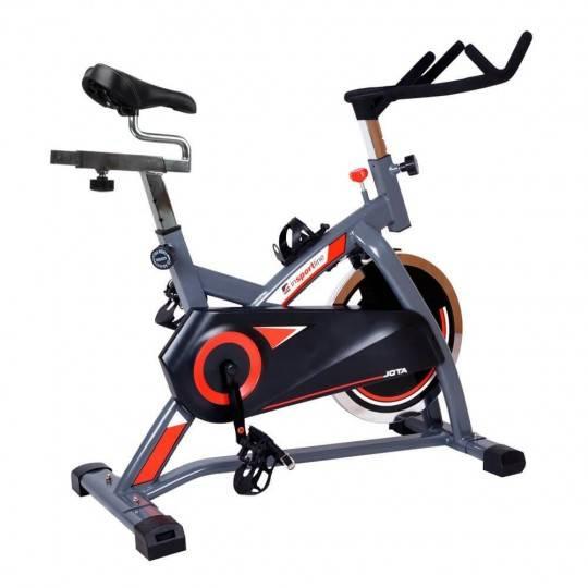 Rower spiningowy JOTA inSPORTline szary,producent: Insportline, zdjecie photo: 1