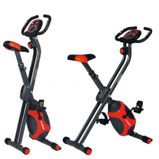 Rower treningowy XBIKE inSPORTline składany,producent: Insportline, zdjecie photo: 1