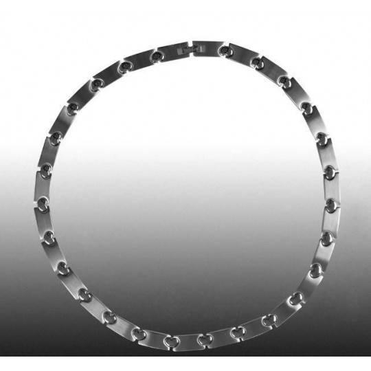 Naszyjnik magnetyczny INSPORTLINE LOMBA tytan,producent: INSPORTLINE, photo: 1