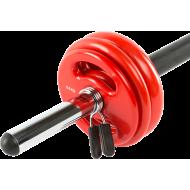 Zestaw do aerobiku fitness IFS BodyPump 18,5kg,producent: IFS, zdjecie photo: 6