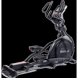 Trenażer eliptyczny orbitrek Sole Fitness E35 | wysokości kroku 1-20 poziomów,producent: Sole Fitness, zdjecie photo: 2