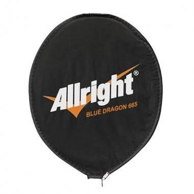 Rakieta badminton Allright Blue Dragon 662 | pokrowiec 1/2 ALLRIGHT - 3 | klubfitness.pl | sprzęt sportowy sport equipment