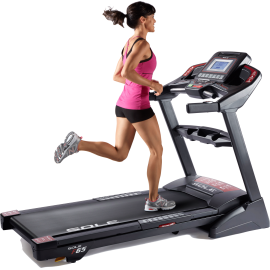 Bieżnia elektryczna Sole Fitness F65 | 3,25KM | 0,8-18km/h,producent: Sole Fitness, zdjecie photo: 1 | online shop klubfitness.p