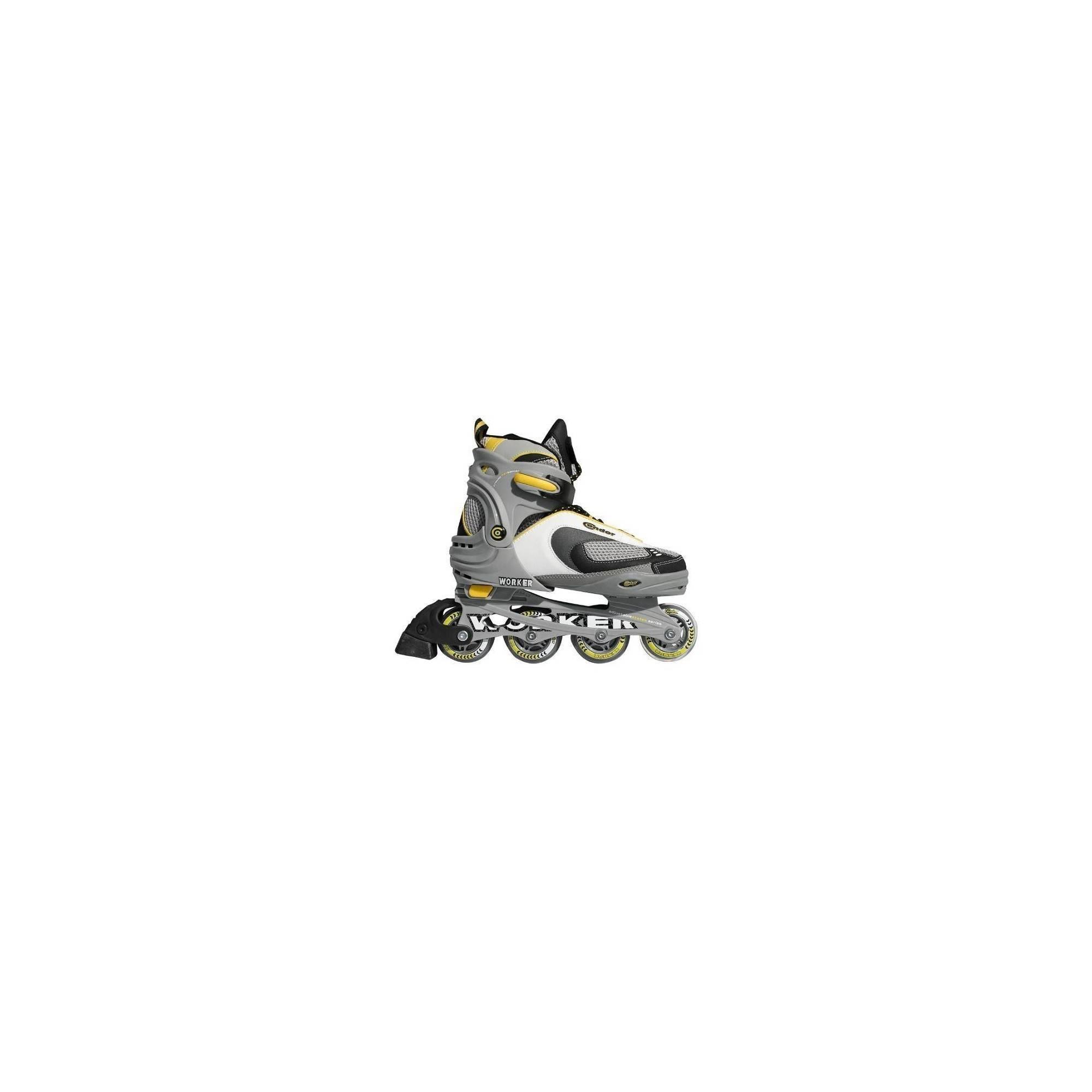 Rolki rekreacyjne Worker Condor | regulowane | rozmiar S (30-33),producent: WORKER, zdjecie photo: 1 | online shop klubfitness.p