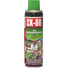 Smar w sprayu CX-80 KRYTOX TEFLON 250ml,producent: CX-80, zdjecie photo: 3