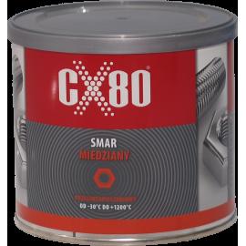 Smar miedziany CX-80 500g przeciwzapieczeniowy w puszce,producent: CX-80, zdjecie photo: 1