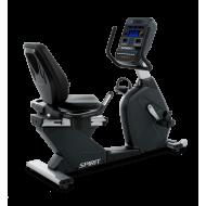 Rower treningowy poziomy Spirit Fitness CR900LED generator indukcyjny,producent: Spirit-Fitness, zdjecie photo: 1