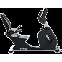 Rower treningowy poziomy Spirit Fitness CR900LED generator indukcyjny,producent: Spirit-Fitness, zdjecie photo: 2