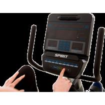 Rower treningowy poziomy Spirit Fitness CR900LED generator indukcyjny,producent: Spirit-Fitness, zdjecie photo: 5