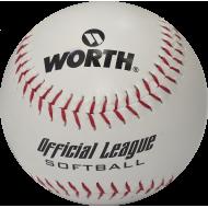 """Piłka do gry w baseball Worth WCS12 Softball   12"""",producent: Worth, zdjecie photo: 2"""
