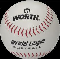 Piłka do gry w baseball WORTH Softball rozmiar 10,5 cm,producent: Brett, zdjecie photo: 1