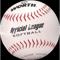 """Piłka do gry w baseball Worth WCS12 Softball   12"""",producent: Worth, zdjecie photo: 1"""