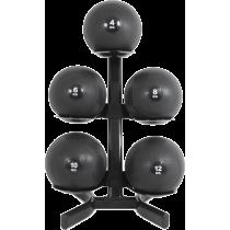 Stojak na hantle kettlebell slam ball HASTINGS | 5 uchwytów,producent: Hastings, zdjecie photo: 3 | online shop klubfitness.pl |