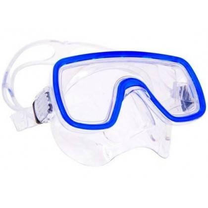 Maska do nurkowania SALVAS DOMINO SILFLEX junior Salvas - 1 | klubfitness.pl | sprzęt sportowy sport equipment