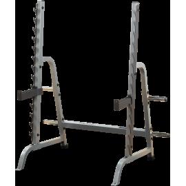 Stojak pod sztangę do wyciskania Body-Solid GPR370 | z podporami,producent: Body-Solid, zdjecie photo: 1 | online shop klubfitne