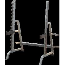 Stojak pod sztangę do wyciskania Body-Solid GPR370 | z podporami,producent: Body-Solid, zdjecie photo: 1
