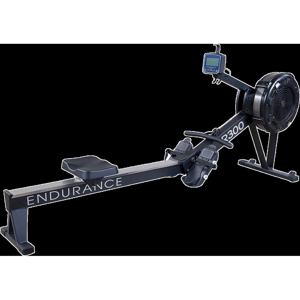 Wioślarz treningowy z oporem powietrznym Endurance R300 | generator,producent: Endurance, zdjecie photo: 1 | online shop klubfit