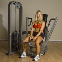 Maszyna na mięśnie klatki piersiowej Body-Solid SBP100G/2,producent: Body-Solid, zdjecie photo: 4 | online shop klubfitness.pl |
