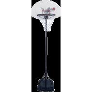 Tablica z obręczą 45x71cm na statywie Spartan Sport | regulowana wysokość 165-205cm,producent: SPARTAN SPORT, zdjecie photo: 1 |