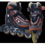 Rolki rekreacyjne Spokey Storm | aluminiowa płoza | łożyska ABEC7 | rozmiary 36-42 Spokey - 3 | klubfitness.pl | sprzęt sportowy