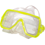 Maska do nurkowania pływania Salvas Ocean Silflex Medium żółta,producent: Salvas, zdjecie photo: 1   online shop klubfitness.pl