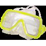 Maska do nurkowania pływania Salvas Abyss Silflex Senior żółta,producent: Salvas, zdjecie photo: 2 | online shop klubfitness.pl