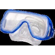 Maska do nurkowania pływania Salvas Ocean Silflex Medium niebieska Salvas - 1 | klubfitness.pl