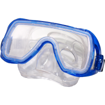 Maska do nurkowania pływania Salvas Ocean Silflex Medium niebieska,producent: Salvas, zdjecie photo: 1 | online shop klubfitness