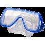 Maska do nurkowania pływania Salvas Ocean Silflex Medium niebieska,producent: Salvas, zdjecie photo: 1 | klubfitness.pl | sprzęt