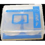 Zatyczki silikonowe do uszu SPURT EP-1,producent: Spurt, zdjecie photo: 2