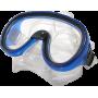 Maska do nurkowania pływania Salvas Splendido Silflex Medium niebieska Salvas - 1 | klubfitness.pl