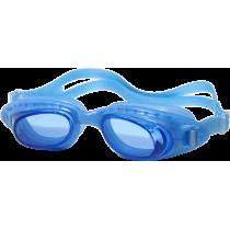 Okulary do pływania silikonowe ALLRIGHT niebieskie uniwersalne,producent: ALLRIGHT, zdjecie photo: 1