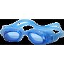 Okulary do pływania silikonowe ALLRIGHT niebieskie uniwersalne ALLRIGHT - 1 | klubfitness.pl