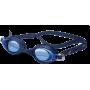 Okulary pływackie silikonowe Allright fioletowe ALLRIGHT - 2 | klubfitness.pl | sprzęt sportowy sport equipment