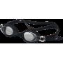 Okularki do pływania Allright czarne ALLRIGHT - 1 | klubfitness.pl | sprzęt sportowy sport equipment