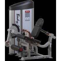 Maszyna mięśnie nóg S2LEX Body-Solid Pro Clubline | stos 72kg BodySolid - 1 | klubfitness.pl