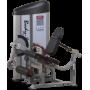 Maszyna na mięśnie czworogłowe uda Body-Solid S2LEX-1   stos 75kg,producent: Body-Solid, zdjecie photo: 3   online shop klubfitn