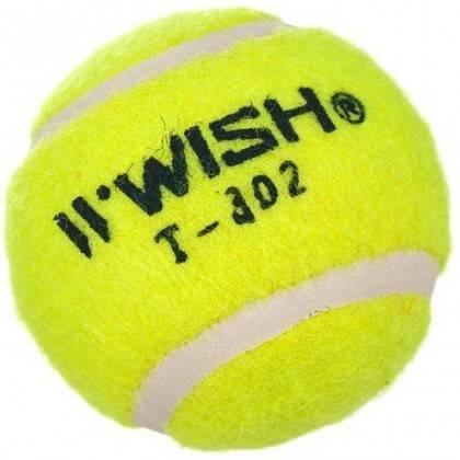 Piłka tenisowa WISH T-302 treningowa 3szt Wish - 2 | klubfitness.pl