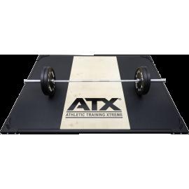 Pomost ciężarowy ATX-WPF-1000 ATX® 248x180x5cm | Shock Absorption-System ATX® - 1 | klubfitness.pl