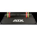 Pomost ciężarowy ATX-WPF-3000 | 248x180x5cm | Soft Shock Absorption-System ATX® - 2 | klubfitness.pl