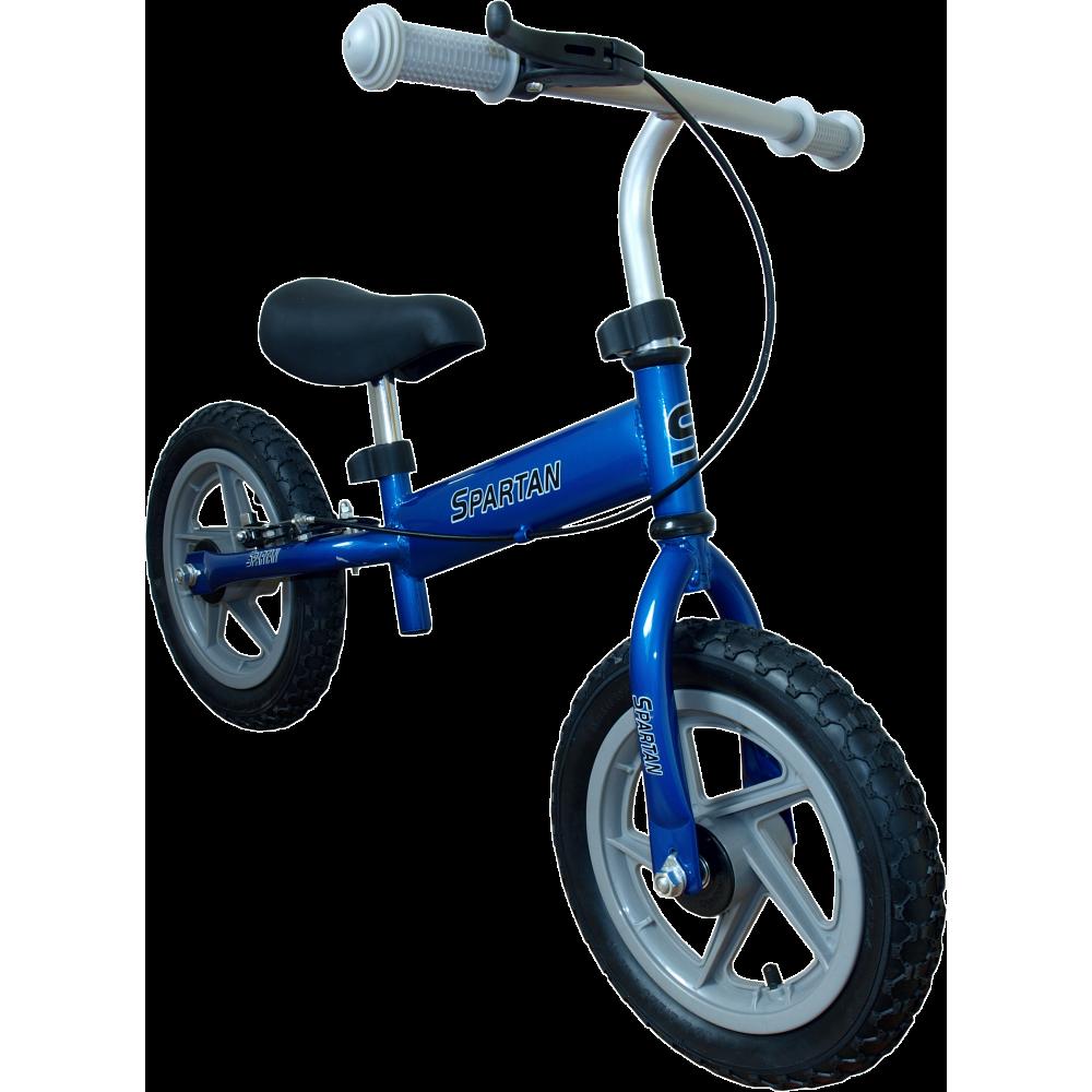 """Rowerek biegowy Spartan Sport 12""""   niebieski   pompowane koła,producent: SPARTAN SPORT, zdjecie photo: 1   klubfitness.pl   spr"""